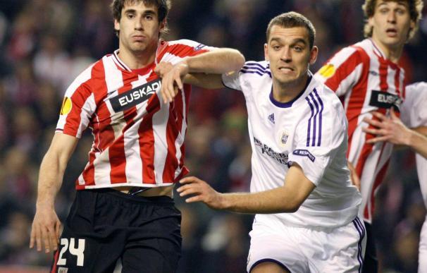 """El presidente del Athletic pide a la afición """"no caer en provocaciones"""" en el partido ante el Anderlecht"""