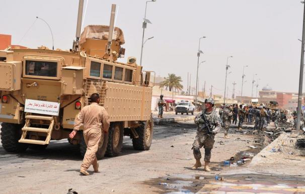 Mueren 46 personas y 191 resultan heridas en una cadena de atentados en Irak