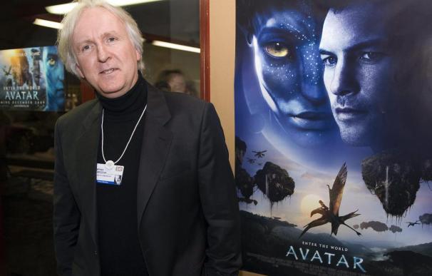 """""""Avatar"""" triunfa en los nuevos premios de cine en 3D"""