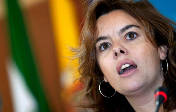 Saénz de Santamaría se enfrentará a Salgado en una sesión marcada por la crisis