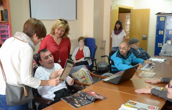 La Junta destaca su colaboración y compromiso con la Asociación de Daño Cerebral Adquirido (Adacea)