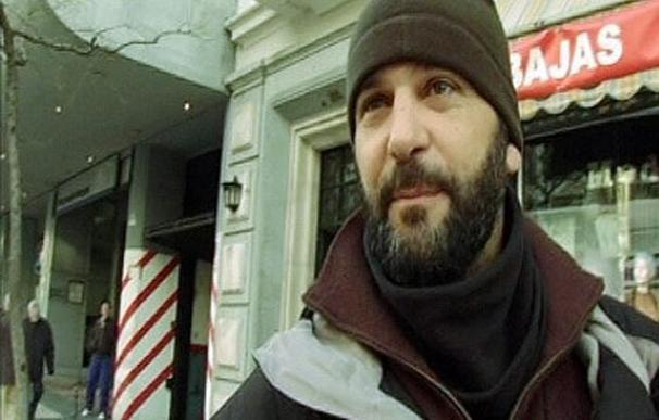 Miguel Temprano, participante del programa Invisibles de Antena 3