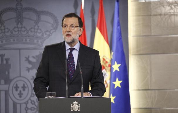 """Rajoy: """"Sinceramente creo que he cumplido con mi deber y voy a intentar decírselo a los españoles"""""""