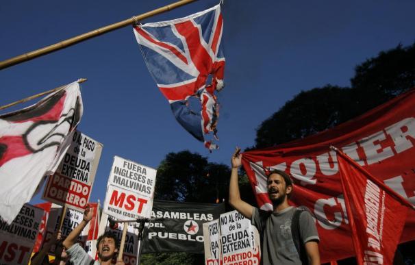 Londres aumenta con un submarino su presencia en las Malvinas, según The Times