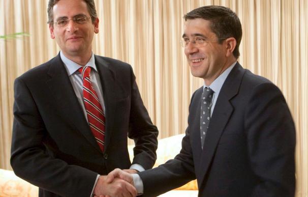 López y Basagoiti, satisfechos en la lucha contra ETA, se centran en la crisis