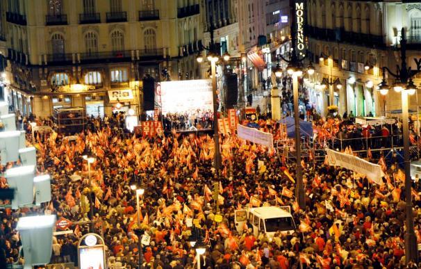 Las ocho capitales andaluzas acogerán hoy manifestaciones contra la reforma de las pensiones