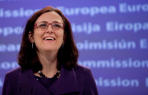 La CE propone aumentar la capacidad operativa Frontex para controlar fronteras UE