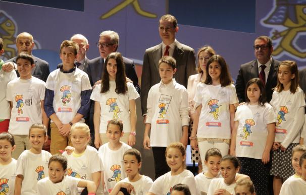 """El Rey reitera el compromiso con los Juegos del Mediterráneo para impulsar la """"paz y diálogo"""""""