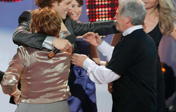 El cantante Daniel Diges representará a España en Eurovisión
