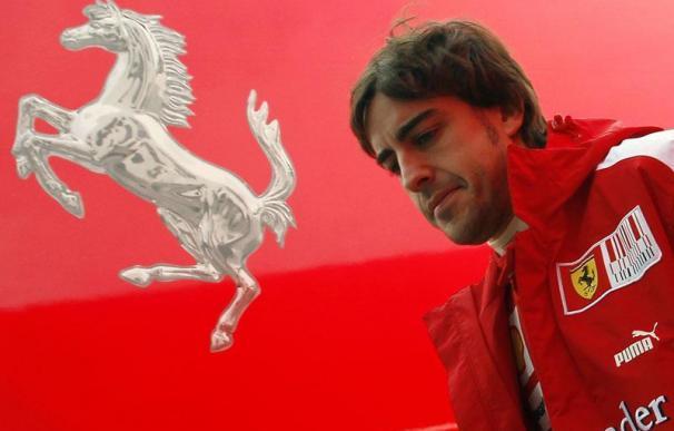 Alonso, segundo mejor tiempo en Jerez