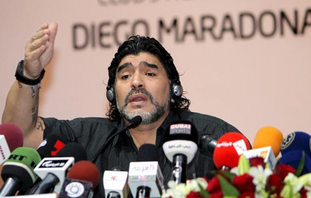 """""""Déjenlo que viva y que muera como él quiera"""", dice Signorini sobre Maradona"""