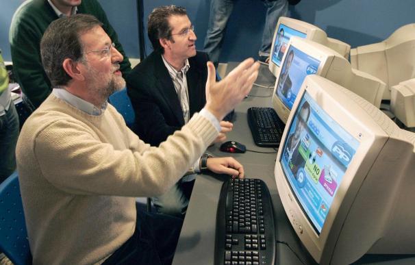 Zerolo, primer socialista en el ránking de Facebook, que lideran Rajoy y Aguirre