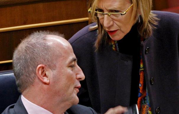 """El BNG denuncia que Rosa Díez calificó de """"gallego"""" a Rodríguez Zapatero para criticarlo"""