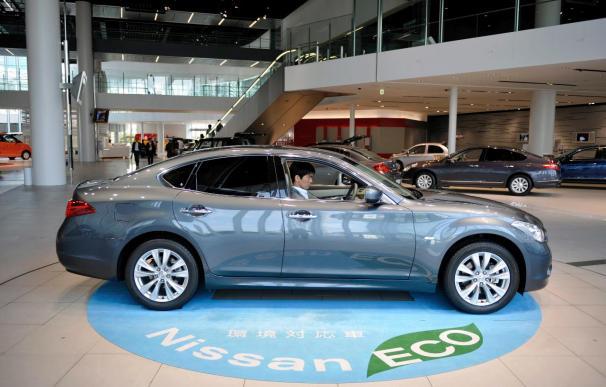 Nissan Motor ganó 361 millones de euros en el año fiscal