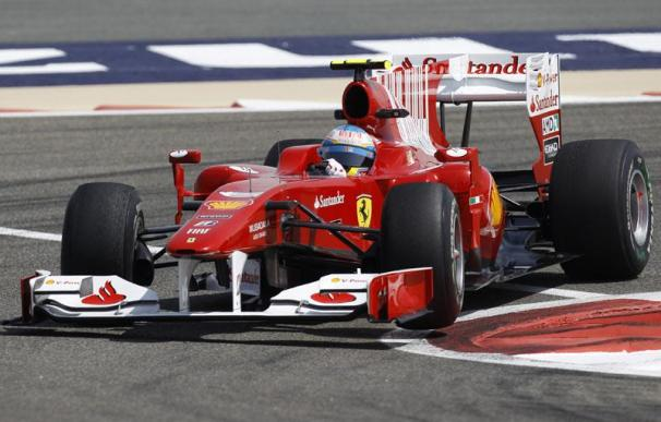 Alonso quiere seguir a ritmo de podio en Mónaco