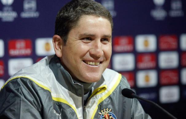 El Villarreal tratará de coger ante el Wolfsburgo el último tren de la temporada