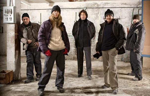 """Famosos """"vagabundos"""" muestran la pobreza en """"Invisibles"""" de Antena 3"""