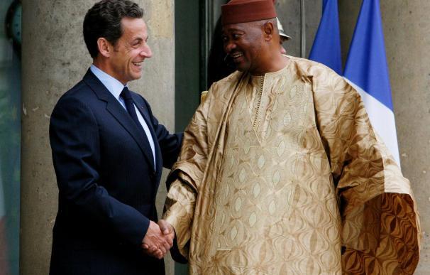 El francés Pierre Camatte se encuentra ya en la Embajada francesa en Bamako