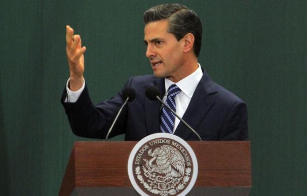 """Peña Nieto afirma que la estrategia de seguridad del Gobierno """"está dando resultados"""""""
