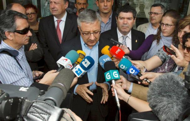 """Blanco dice que el Gobierno """"sudará la camiseta"""" para consensuar la reforma laboral"""