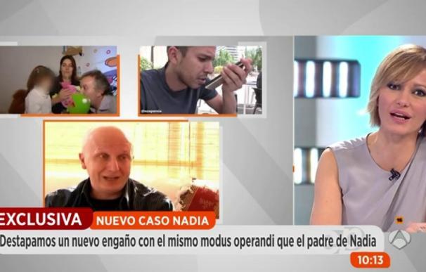 Espejo Público destapa en exclusiva un nuevo caso de estafa como el del padre de Nadia