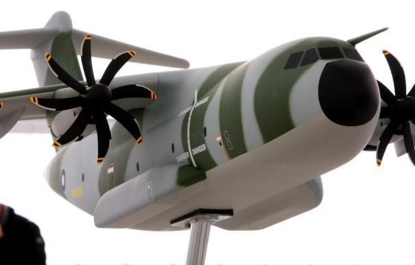 Principio de acuerdo para continuar el programa del avión militar europeo A400M