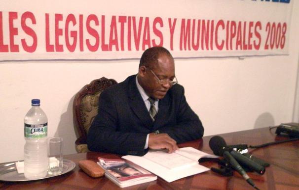 Delegaciones de Malabo y Yaundé se reúnen para definir la frontera marítima