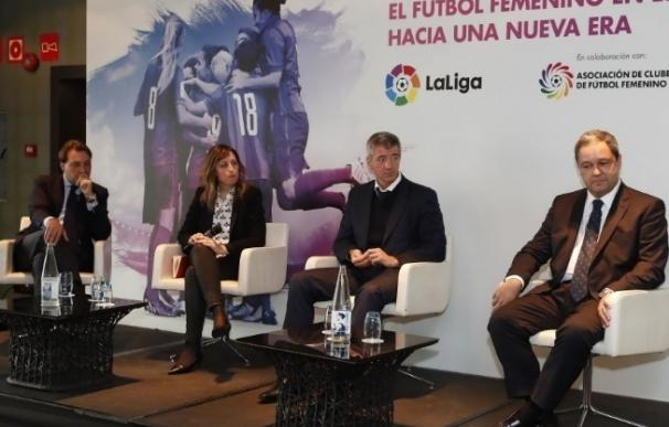 """Silvia Muriel (Athletic): """"El secreto es que nuestro equipo femenino tiene la misma filosofía que el masculino"""""""