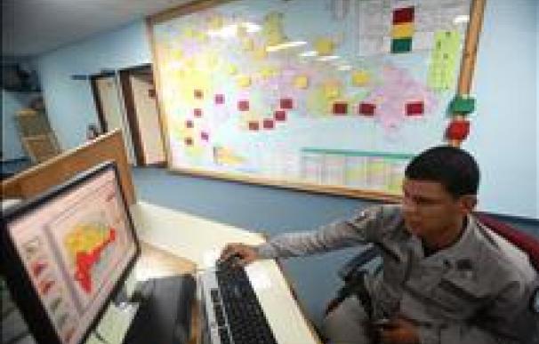 """Declaran la alerta roja en las 32 provincias dominicanas ante el paso de """"Irene"""""""