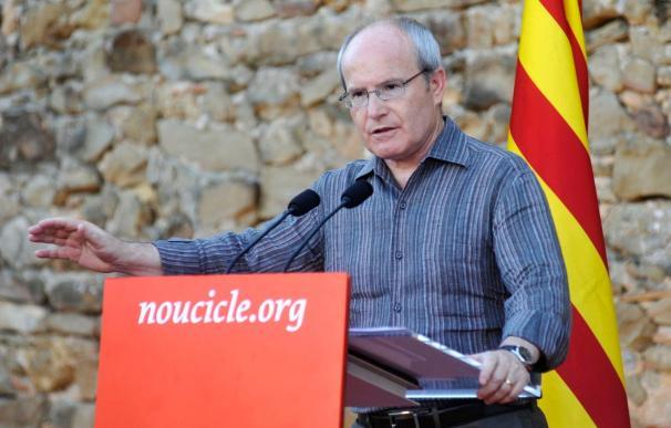 Montilla descarta el 7-N y critica la ambigüedad de CiU sobre la independencia