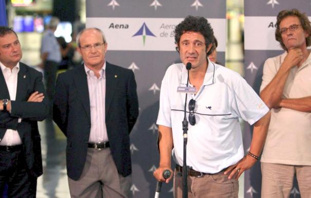 Vilalta y Pascual agradecidos de estar en casa tras 9 meses de duro secuestro