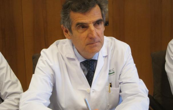 """El Hospital Clínic crea una comisión para """"revisar"""" modelo y ubicación del Barnaclínic"""