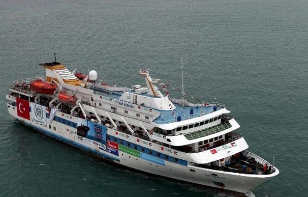 """La """"Flotilla de la Libertad"""" tratará de llegar a Gaza mañana"""