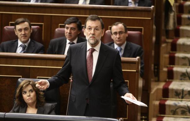 El PP rechaza en el Congreso la comparecencia de Rajoy para explicar los recortes en sanidad y educación