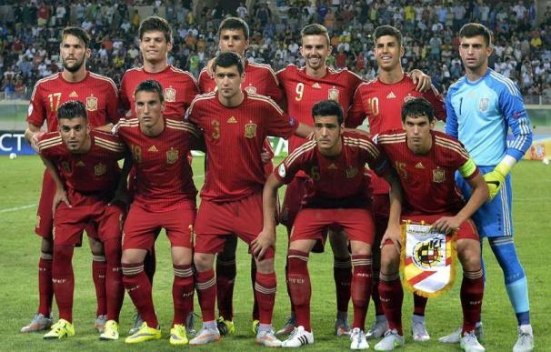 España sub-19: La nueva generación dorada