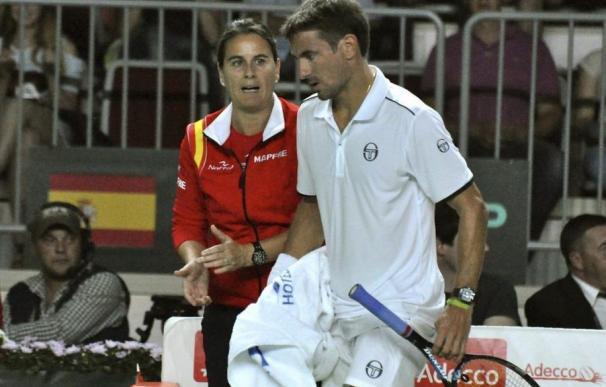 10 meses esperpénticos en la Copa Davis