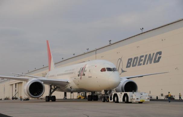 Boeing aumentó un 19% su beneficio en 2014, hasta 4.801 millones