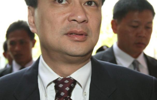 """El primer ministro tailandés ve """"difícil"""" celebrar elecciones anticipadas"""