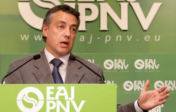 Urkullu dice que el adelanto electoral será inevitable si Zapatero sigue igual