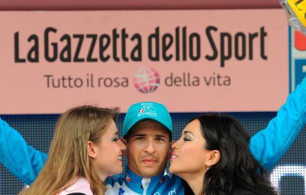 Etapa para Tschopp, Basso sigue líder y Arroyo aguantó el segundo puesto