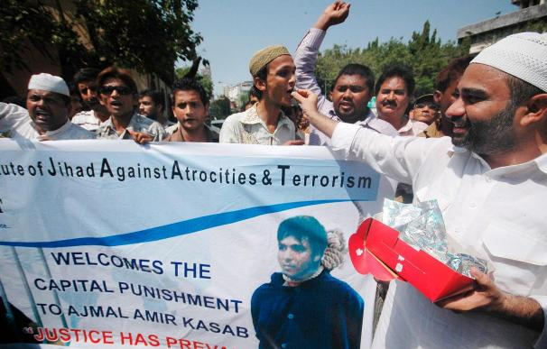 Pena de muerte para el terrorista condenado por el ataque a Bombay de 2008
