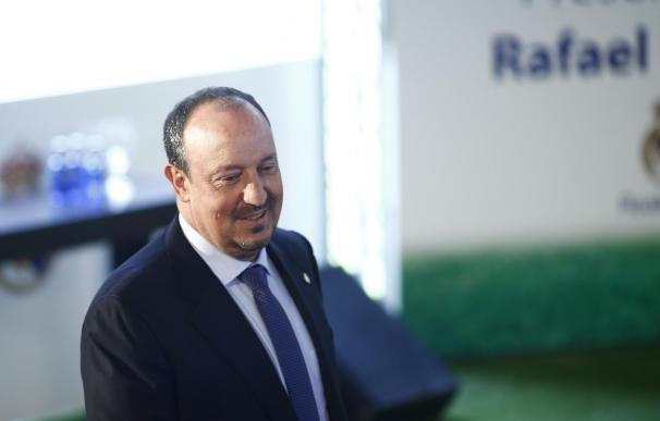 "Florentino Pérez: ""Benítez respira fútbol, profesionalidad y madridismo"""