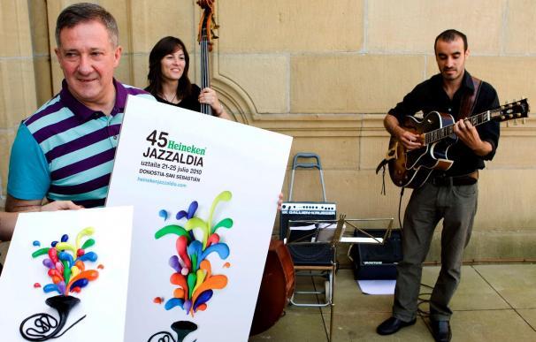 Jazzaldia acogerá 13 recitales exclusivos en España y premiará a Ron Carter