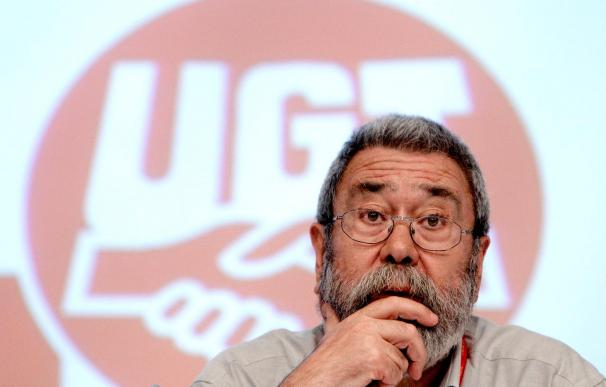 """CCOO y UGT convocarán una huelga general si la reforma laboral es """"lesiva"""""""
