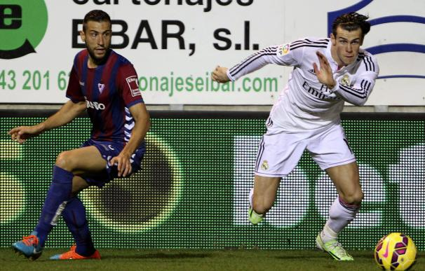 Eibar - Real Madrid: las mejores fotos del partido