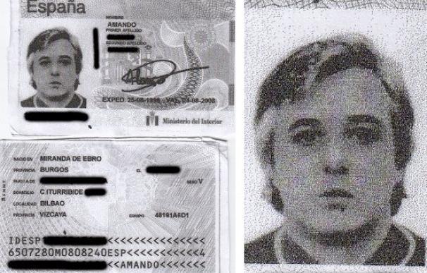 """Un DNI falso hallado tras detener a """"Thierry"""" permitió localizar a Vila"""