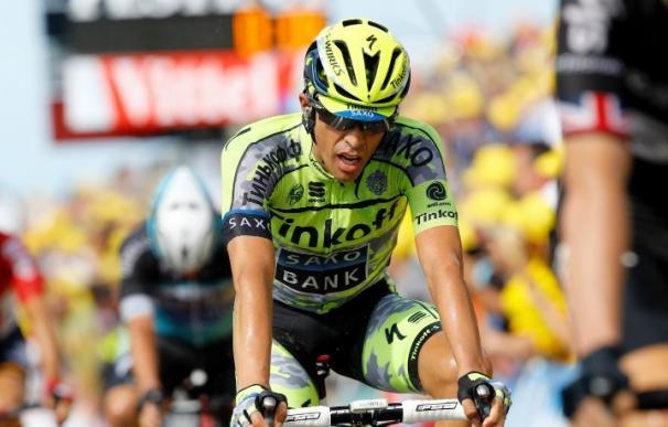 """Contador: """"La ventaja que tengo hoy no significará nada para el final del Tour"""""""