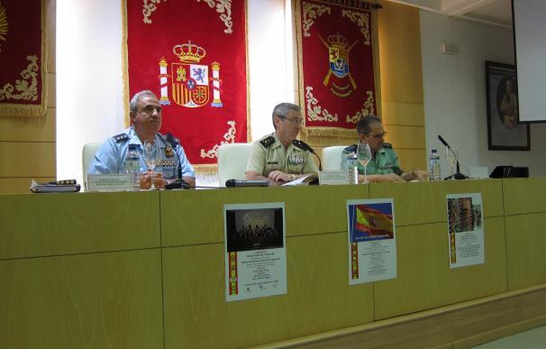 El Ejército celebra el Día de las Fuerzas Armadas con retretas, conciertos o exposiciones en Cáceres y Badajoz
