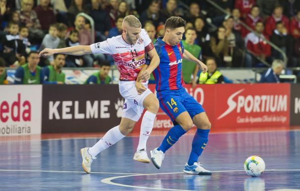(Previa) ElPozo Murcia recibe al Barça motivado por el regreso de Miguelín