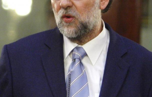"""Rajoy dice que """"no hay ninguna razón para subir los impuestos este año"""""""